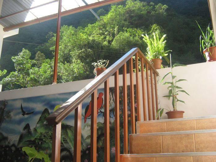 Terrazas del Inca Bed and Breakfast, Machupicchu, Peru, fantastic hostels in Machupicchu