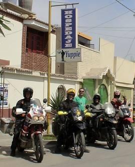 Yuppie Hospedaje, Pisco, Peru, Peru hostels and hotels