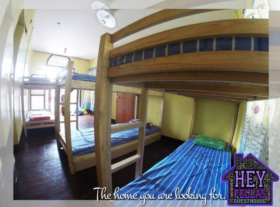 Hey Fellas, Cebu City, Philippines, plan your travel itinerary with bed & breakfasts for every budget in Cebu City