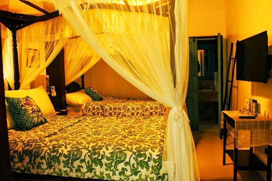 Paradores del Castillo, Taal, Philippines, Philippines bed and breakfasts and hotels