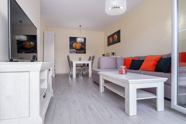 Apartament Mandarin - Homely Place, Poznan, Poland, book exclusive bed & breakfasts in Poznan
