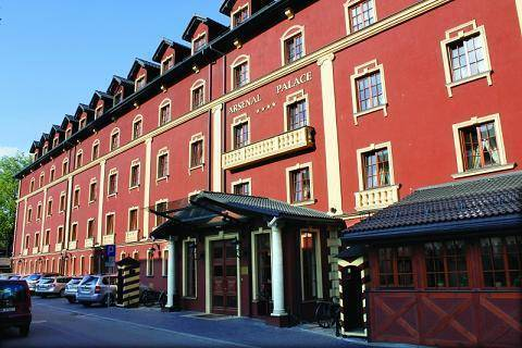Arsenal Palace, Katowice, Poland, Poland bed and breakfasts and hotels