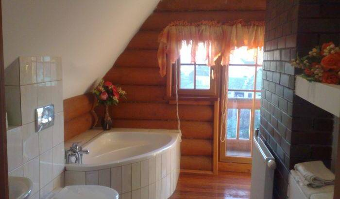 Agroturystyka Dom Z Bala - Get cheap hostel rates and check availability in Wizna, youth hostel 7 photos