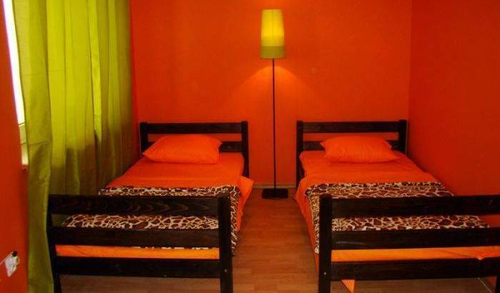 Hostel Giraffe - Search for free rooms and guaranteed low rates in Krakow 10 photos