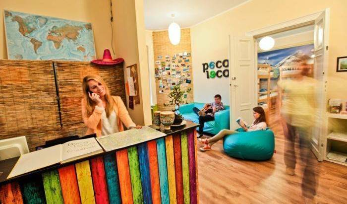 Poco Loco Hostel - Search available rooms and beds for hostel and hotel reservations in Poznan 12 photos