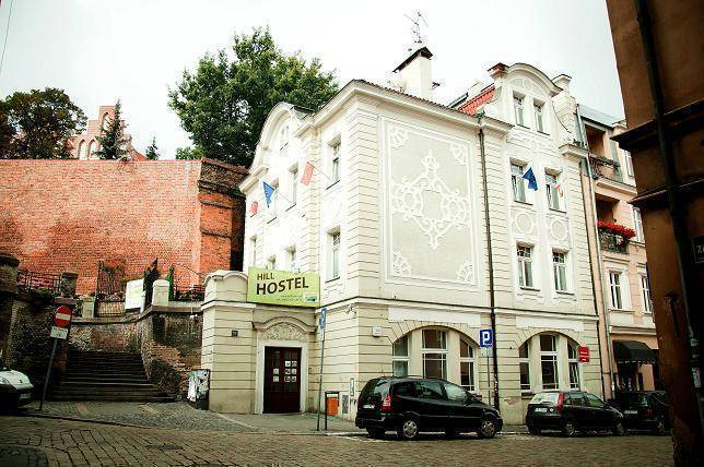 Hill Hostel, Poznan, Poland, Poland bed and breakfasts og hoteller