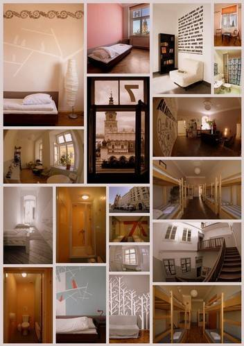 Hostel Rynek7, Krakow, Poland, gift certificates available for bed & breakfasts in Krakow