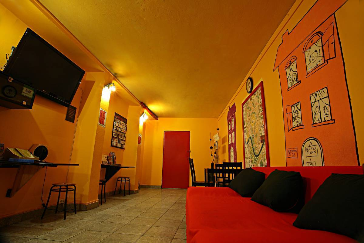 Momotown Hostel, Krakow, Poland, Poland hostels and hotels