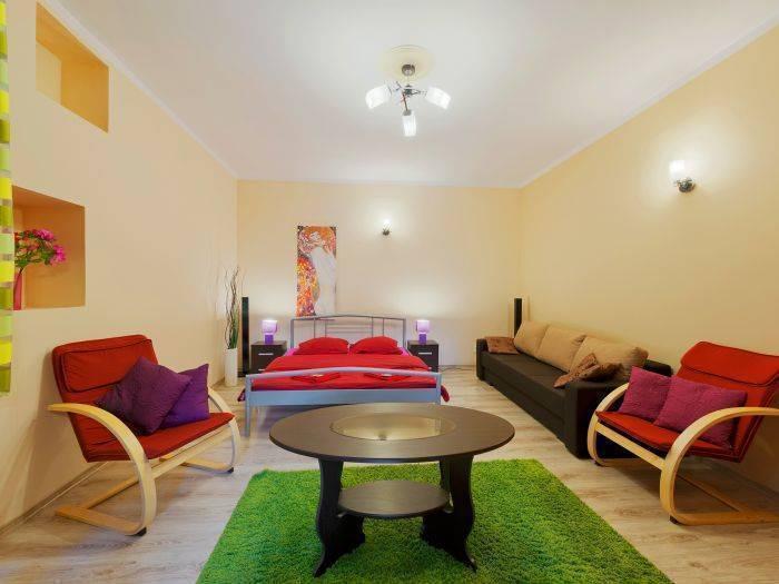Princess Apartments, Krakow, Poland, Poland hostels en hotels