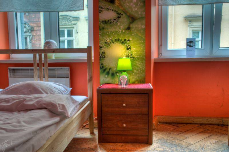 Tutti Frutti Hostel, Krakow, Poland, Poland hostels and hotels