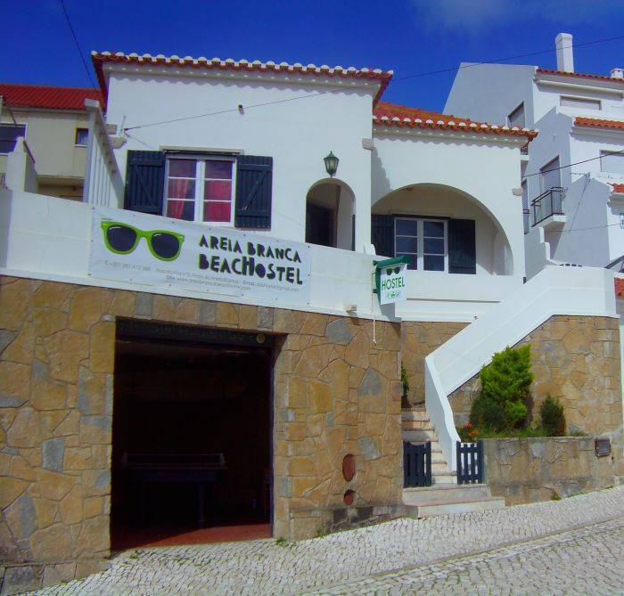 Areia Branca Beach Hostel, Praia da Lourinha, Portugal, Portugal bed and breakfasts and hotels