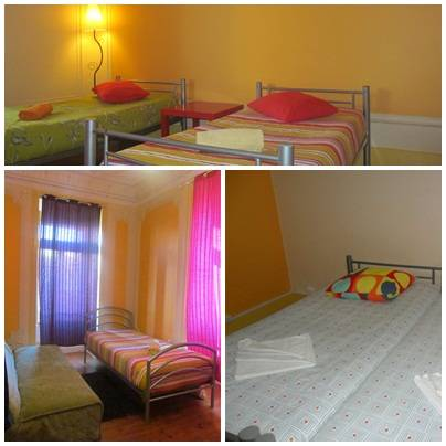 Baluarte Citadino Hostel, Lisbon, Portugal, late hostel check in available in Lisbon
