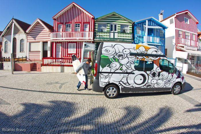 Campervan Rental - West Coast Campers, Lisbon, Portugal, Portugal bed and breakfasts and hotels