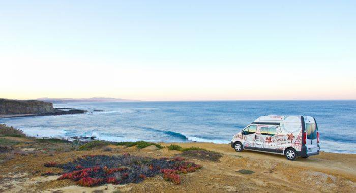 Campervan Rental - West Coast Campers, Lisbon, Portugal, top travel and hostel trends in Lisbon