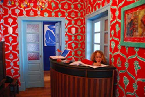 Artbeat Rooms, Lisbon, Portugal, travelling green, the world's best eco-friendly hostels in Lisbon