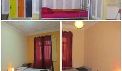 Baluarte Citadino Hostel - Search available rooms and beds for hostel and hotel reservations in Lisbon 8 photos