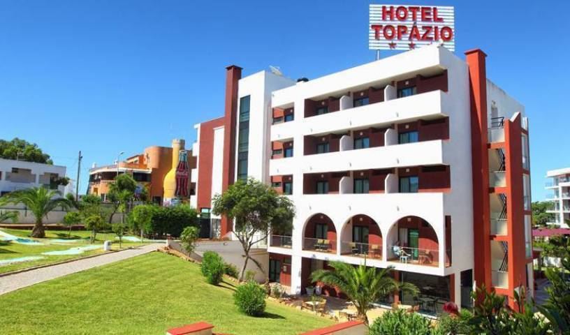 Hotel Topazio - Search for free rooms and guaranteed low rates in Albufeira, cheap hostels 30 photos