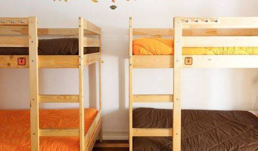 Lisboa Central Hostel -  Lisbon, backpackers hotels hiking and camping 4 photos