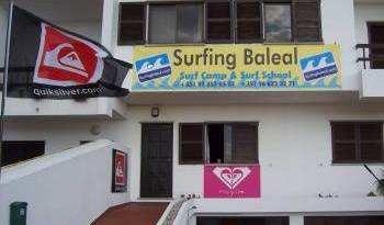Surfing Baleal - Surf Camp and School -  Baleal, famous travel locations and bed & breakfasts in Caldas da Rainha, Portugal 12 photos