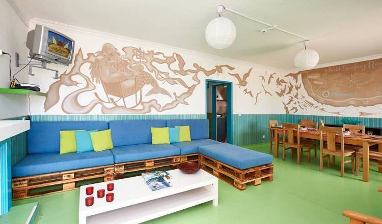 The Community Surf Hostel, tourist class bed & breakfasts in Ericeira, Portugal 23 photos