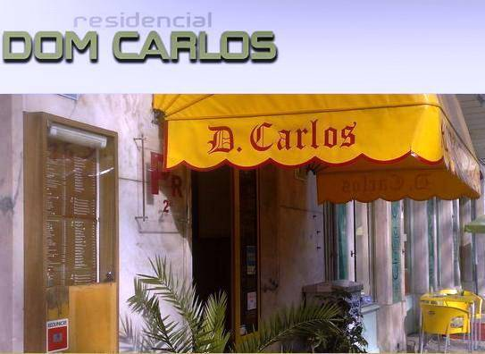 D. Carlos Residencial, Caldas da Rainha, Portugal, Portugal hostels and hotels