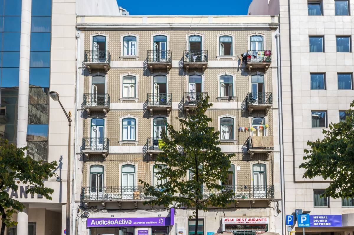 Hostel Seven Hills, Lisbon, Portugal, cheap hostels in Lisbon