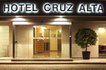 Hotel Cruz Alta, Fatima, Portugal, Portugal hostels and hotels