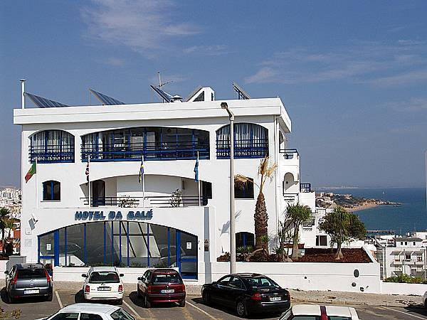 Hotel Da Gale, Albufeira, Portugal, Portugal hostels and hotels