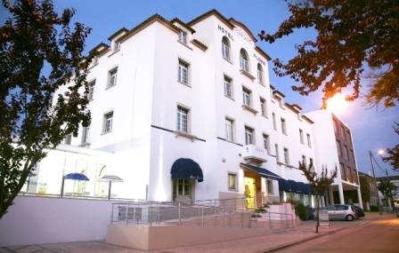 Hotel Flora, Monte Real, Portugal, Portugal hostels and hotels