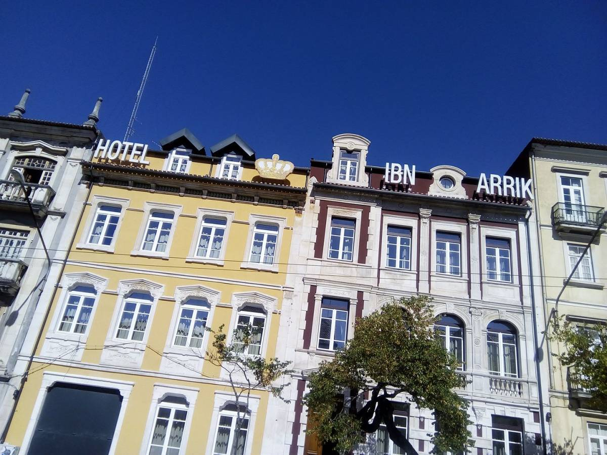 Hotel Ibn-Arrik, Coimbra, Portugal, Portugal hostels and hotels