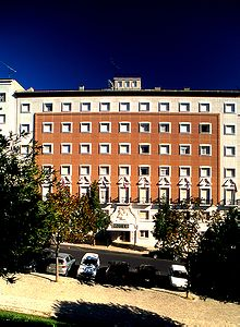 Hotel Miraparque, Lisbon, Portugal, Portugal hostels and hotels