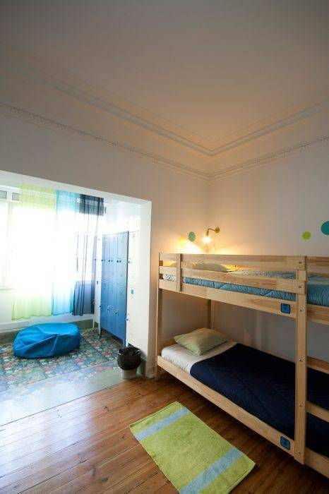 Lisboa Central Hostel, Lisbon, Portugal, HostelTraveler.com receives top ratings from customers and hostels as a trustworthy and reliable travel booking site in Lisbon