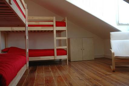 Next Hostel, Lisbon, Portugal, youth hostels for the festivals in Lisbon