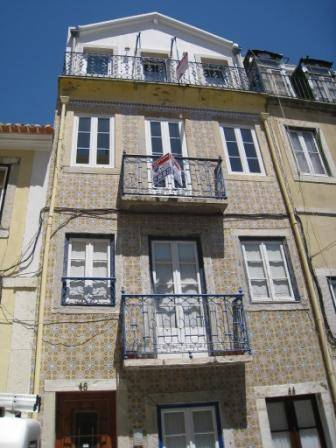 Principe Real Apartment, Lisbon, Portugal, low cost lodging in Lisbon