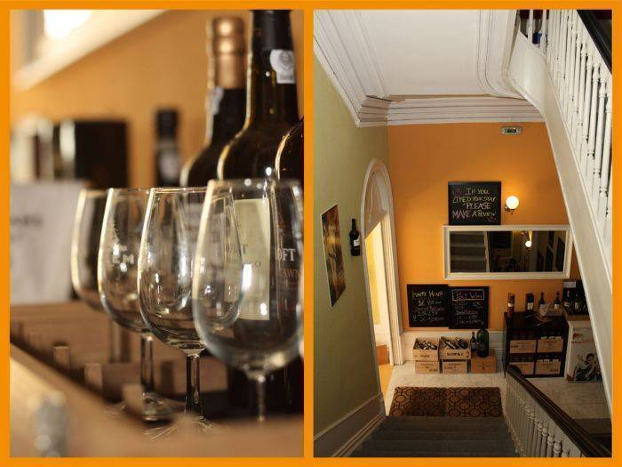 Wine Hostel, Porto, Portugal, excellent travel and bed & breakfasts in Porto