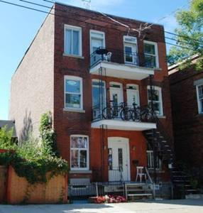 Room Rentals Montreal with Breakfast, Montreal, Quebec, Quebec hostels and hotels