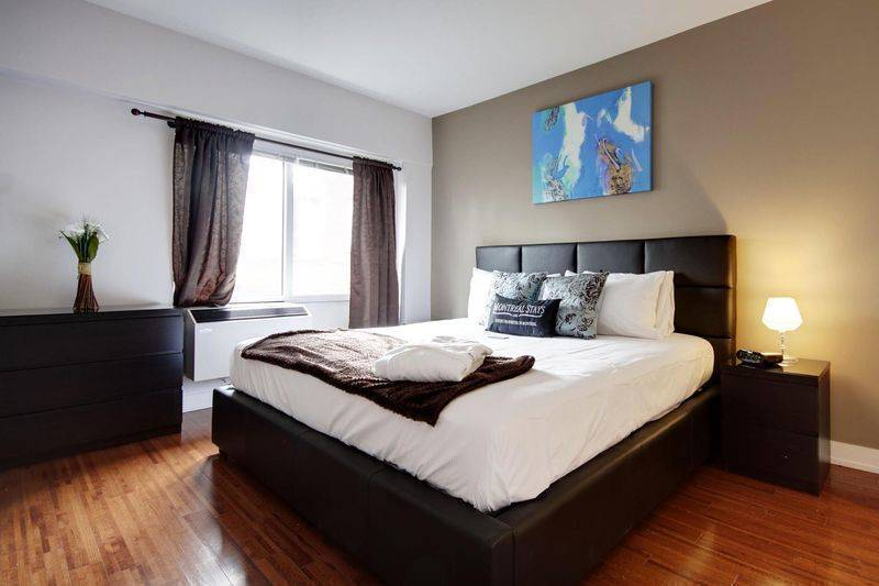 Elite, Montreal, Quebec, how to rent an apartment or aparthostel in Montreal