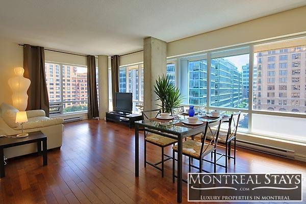 Montreal Furnished Apartments, Montreal, Quebec, Quebec hostels and hotels