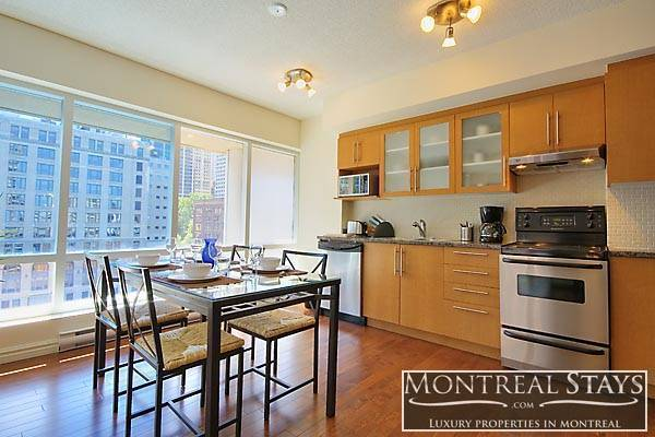 Montreal Furnished Apartments, Montreal, Quebec, all inclusive resorts and vacations in Montreal