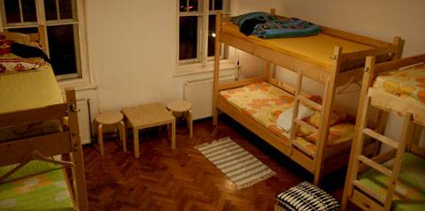 Chess Hostel, Sibiu, Romania, top foreign hostels in Sibiu