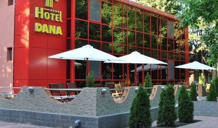Hotel Dana -  Amara, cheap bed and breakfast 16 photos