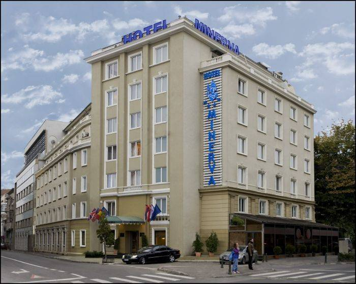 Hotel Minerva, Bucharest, Romania, Romania hostels and hotels