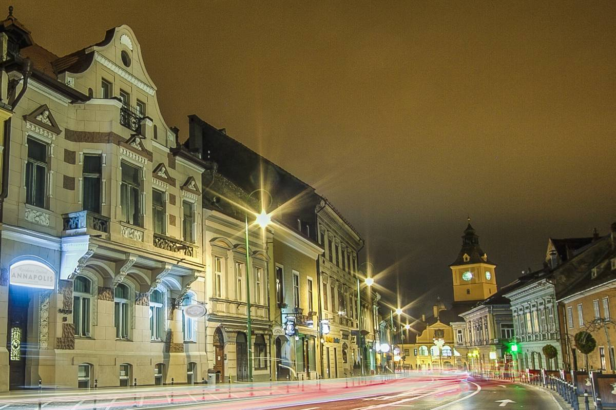 Residence Central Annapolis, Brasso, Romania, Romania hostels and hotels