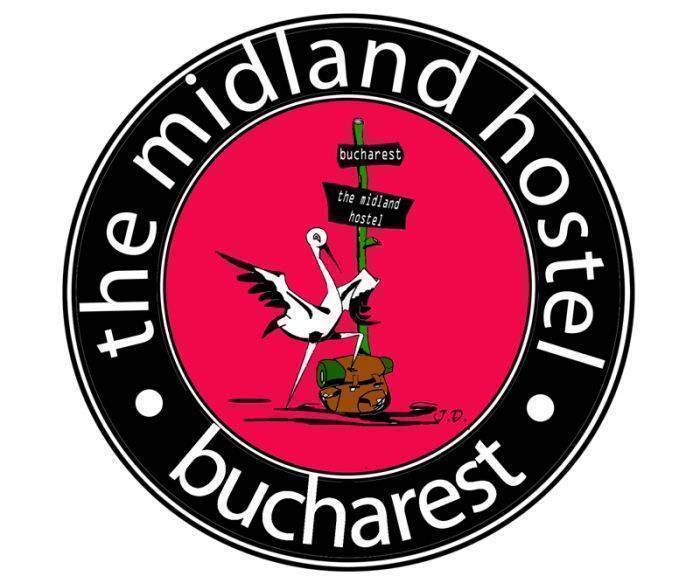 The Midland Youth Hostel, Bucharest, Romania, Romania hostels en hotels