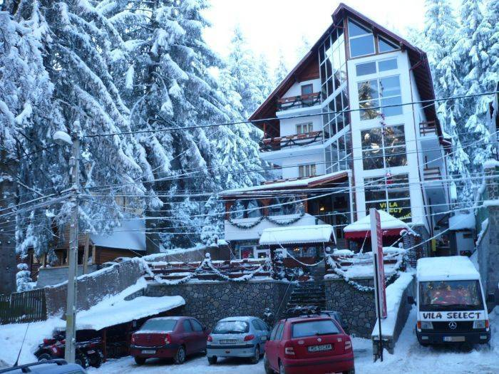 Vila Select, Predeal, Romania, reservations for winter vacations in Predeal