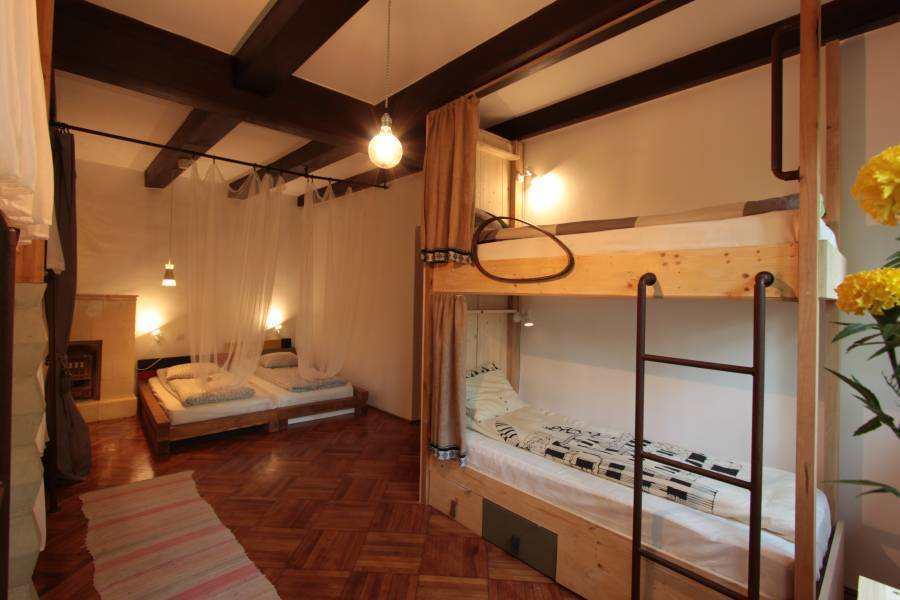Youthink Hostel, Cluj-Napoca - Kolozsvar, Romania, Romania hostels and hotels