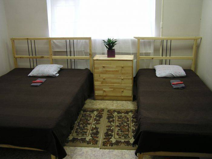 All The World Hostel, Moscow, Russia, small bed & breakfasts and bed & breakfasts of all sizes in Moscow