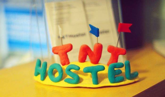 TnT Hostel Moscow - Search for free rooms and guaranteed low rates in Moscow, easy hostel bookings 24 photos