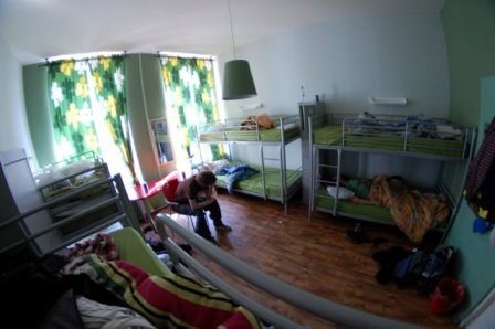 CubaHostel, Saint Petersburg, Russia, tourist class hostels in Saint Petersburg