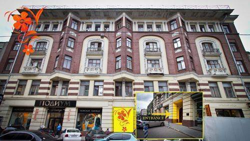 Dmitrovka Hostel, Moscow, Russia, geneaology travel and theme travel in Moscow